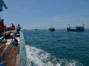 Ngư dân khó vay vốn ưu đãi đóng tàu