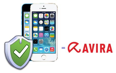 Avira, một trong những phần mềm diệt virus tốt nhất cho iPhone