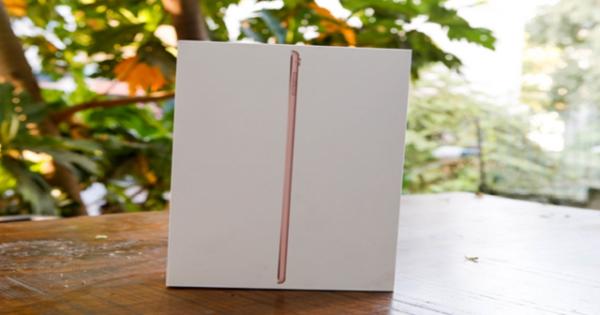 iPad hàng chính hãng