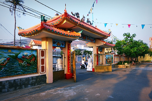 Đình thần Thắng Tam Vũng Tàu