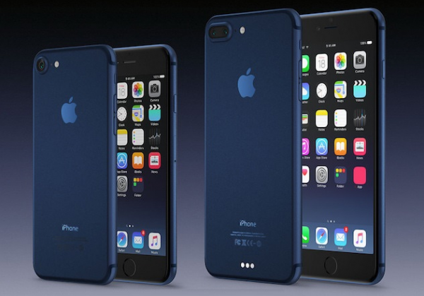 Bộ đôi iPhone 7 và 7 Plus sắp ra mắt vào tháng 9 tới.