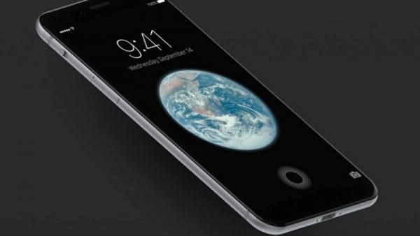 Chiếc iPhone 7 với ngoại hình ấn tượng