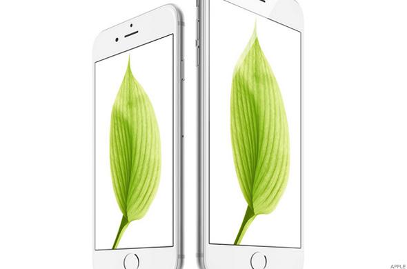 Thiết kế của iPhone 6 và 6 Plus