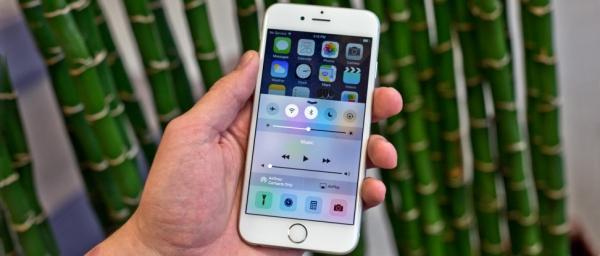 Màn hình hiện thị độ phân giải cao của iPhone 6