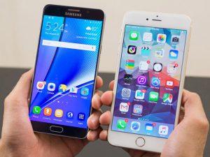 Khả năng đa phương tiện của iPhone 7 Plus và Galaxy Note 7