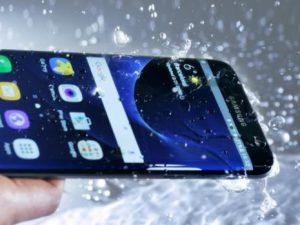 Hình ảnh khẳng định Galaxy Note 7 được trang bị tính năng chống nước
