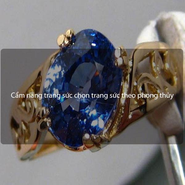 Cẩm nang trang sức chọn trang sức theo phong thủy