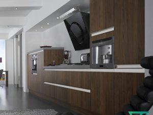 Lựa chọn mẫu tủ bếp phù hợp cho mọi không gian