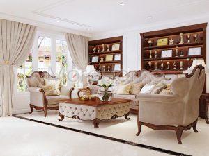 Những phong cách thiết kế nội thất phổ biến