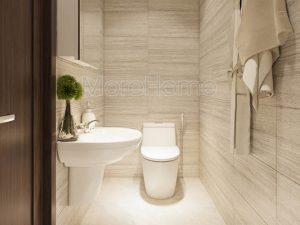 Thiết kế nội thất phòng tắm theo độ tuổi